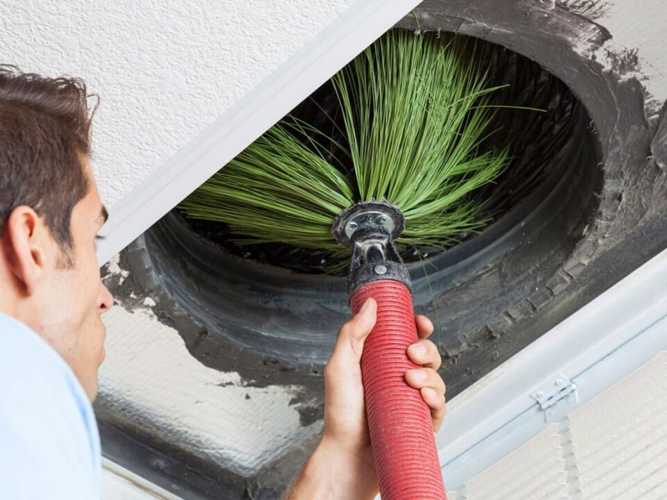 Air duct cleaning services Lakewood