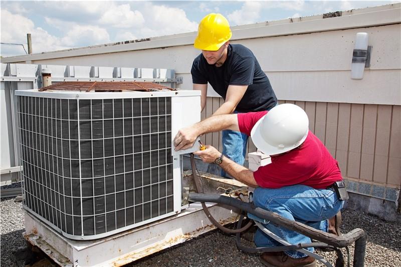 AC repair and maintenance services Denver
